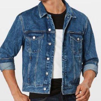 Calvin Klein Jeans Jacke Modern Classic Trucker für 67,92€ inkl. Versand.