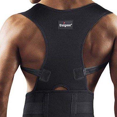 Unigear Geradehalter zur Haltungskorrektur von Schulter  und Rücken für 7,99€ (statt 20€)