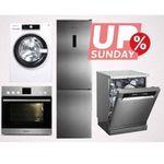 OTTO UpSunday: 10% Gutschein auf Bauknecht-Haushaltselektronik z.B. Kühlschranke, Waschmaschinen