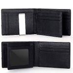 Vemingo Herren-Geldbeutel mit Geldklammer und RFID-Blocker in drei Farben nur 9,99€ (statt 20€)