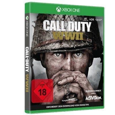 Call of Duty: WWII (PS4, PC oder XBOX) für 19€ (statt 31€)