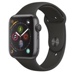 Apple Watch Series 4 GPS 44mm Space Grau für 396,81€ (statt 425€)