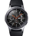 SAMSUNG Galaxy Watch 46 mm Bluetooth Edelstahl Smartwatch mit GPS für 199,99€ (statt 228€)