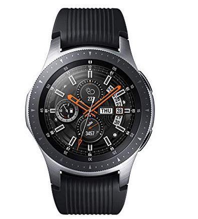 SAMSUNG Galaxy Watch 46mm Bluetooth Smartwatch mit GPS für 159€ (statt 194€)   42mm Version für 149€