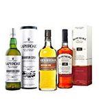 Whisky Sales bei Amazon mit bis zu 38% Rabatt z.B. diverse Laphroaigs zum aktuellen Bestpreis