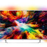 Philips PUS7383 – 50 Zoll UHD Fernseher mit HDR+ und 3-seitigem Ambilight für 455€ (statt 519€)