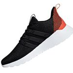 adidas Trainingsschuhe Questar Flow in Schwarz-Rot in vielen Größen für 39,95€ (statt 52€)