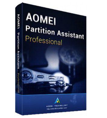 Kostenlos: AOMEI Partition Assistant Pro (statt 47€)
