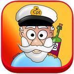 """iOS: Gratis Geschicklichkeitsspiel """"Captain Booze"""" (statt 1€)"""