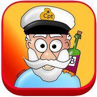 iOS: Gratis Geschicklichkeitsspiel Captain Booze (statt 1€)