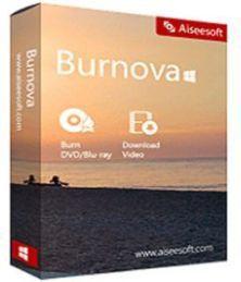 Kostenlos: Aiseesoft Burnova (statt 35€)