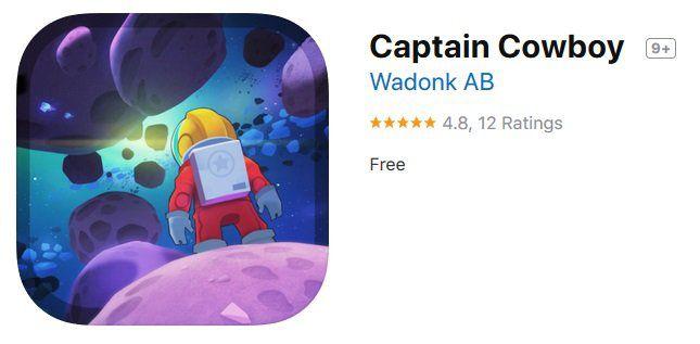 iOS: Captain Cowboy kostenlos (statt 1€)