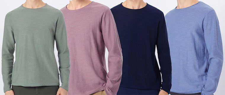 Jack & Jones Feinstrickpullover Slub Knit in vielen Farben ab je 16,25€ (statt ~25€)