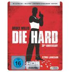 Saturn Entertainment Weekend Deals: z.B. STIRB LANGSAM (STEELBOOK) – (4K Ultra HD Blu-ray + Blu-ray) für 18€ (statt 23€)