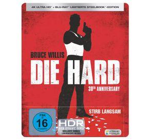 Saturn Entertainment Weekend Deals: z.B. STIRB LANGSAM (STEELBOOK)   (4K Ultra HD Blu ray + Blu ray) für 18€ (statt 23€)