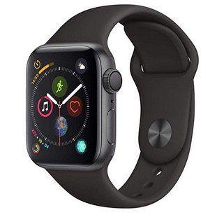 Apple Watch Series 4 GPS 40mm in Space Grau mit Sportarmband für 355,49€ (statt 406€)