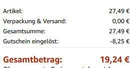 EIVOTOR Soundbar für den PC für 19,24€ (statt 27€)
