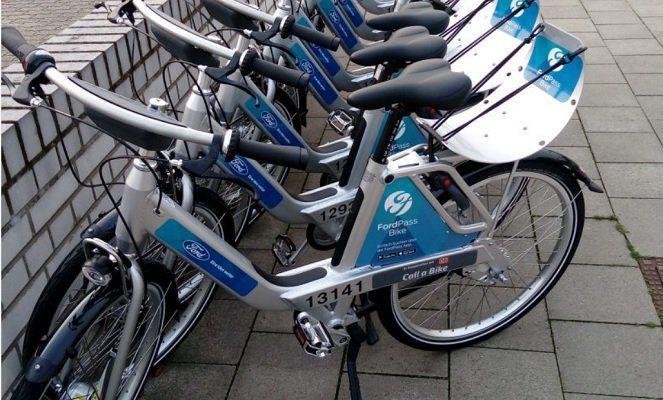 FordPass Bike: Anmeldegebühr (39€) als Neukunde für 1 Jahr sparen