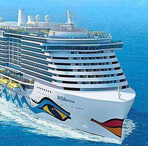 11 Tage Kombireise mit Kreuzfahrt auf die Kanaren & Madeira mit AIDAnova inkl. Vollpension, Flüge & mehr ab 1.099€ p.P.