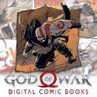 God of War Comic Book 1 kostenlos lesen (PS4)