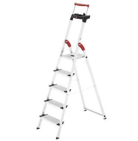Hailo XXR Comfort Line Haushaltsleiter mit 5 Stufen für 59,90€ (statt 77€)