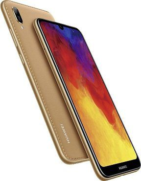 HUAWEI Y6 (2019) Smartphone mit 32GB in Amber Brown für 111€ (statt 138€)