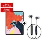 🔥 Geht wieder! Apple iPad Pro 12.9 (WiFi+LTE) + Sennheiser CX6 für 99€ + Vodafone 12GB LTE Datenflat für 29,99€ mtl.