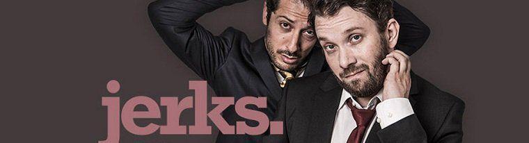 Kostenlos: Staffel 3 Jerks bei Joyn streamen (IMDb 8,3/10)