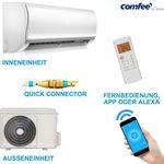 comfee MSAF5-09HRDN8-QE Split-Klimaanlage mit Quickconnector für 549€ (statt 626€)