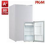 Stand-Kühlschrank PKM KS81.0 A+ 80L für 77€ (statt 99€)