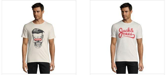 Jack & Jones cooler Herrenfashion Sale bei bei Veepee   T Shirts ab 5,99€