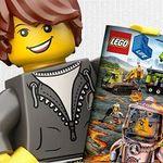 """4 mal im Jahr """"Lego Life Magazin"""" gratis nach Hause"""