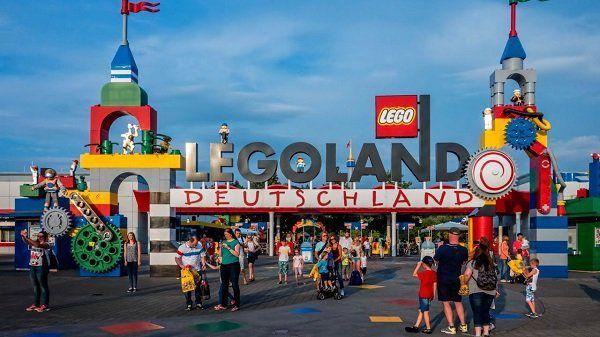 Kostenloser Eintritt ins Legoland Bayern für kinderreiche Familien