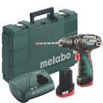 Metabo PowerMaxx SB Basic – 10,8V  Akku-Schlagbohrschrauber für 79,95€ (statt 89€)