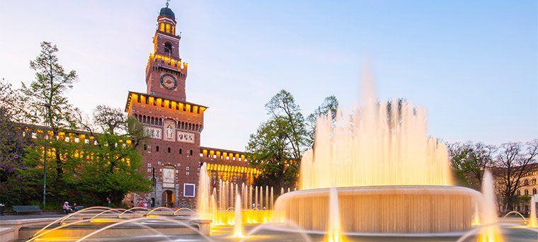 Im Juli: 3 ÜN in Mailand inkl. Flug ab 88€ p.P.