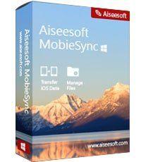 Giveaway of the day:  MobieSync von Aiseesoft kostenlos (statt 38€)