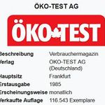 Öko Test: Testergebnisse für Mineralwasser gratis (statt 2,50€) anschauen