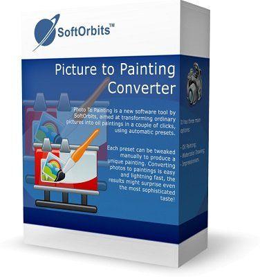 Umwandlungssoftware Picture to Painting Converter kostenlos (statt 71€)
