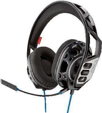 PLANTRONICS RIG 300HS Kopfhörer in Schwarz/Grau/Blau für 29€ (statt 32€)