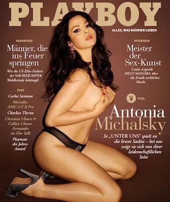 6 Ausgaben Playboy für 40,60€ inkl. 6 Flaschen Italienischen Wein (3 Sorten)