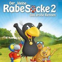 kika Mediathek: Der kleine Rabe Socke 2   Das große Rennen kostenlos