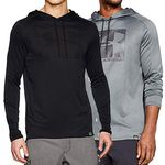 Under Armour Lighter Longer Hoodie in Schwarz oder Dunkelgrau für 22,95€ (statt 30€)