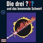 Die drei ??? – und das brennende Schwert kostenlos als MP3 runterladen