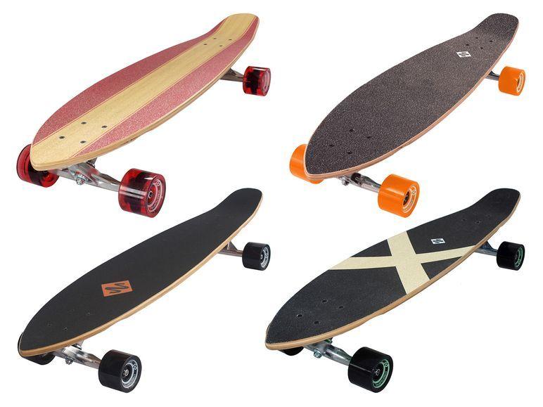 Streetsurfing Kicktail 36 Longboard aus kanadischem Ahorn für 39,94€ (statt 60€)