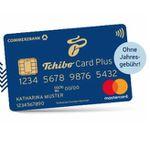 TchiboCard Plus: Kostenlose Kreditkarte im Juni mit 50€ Tchibo-Gutschein