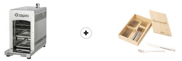 Tipp: Media Markt Tiefpreiscouch: z.B. TEPRO Toronto XXL Kohlegrill für 125€ (statt 149€) + 30€ Gutschein