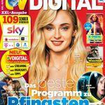 Pricedrop! 8 Ausgaben tv DIGITAL XXL für 14,70€ + 15€ Scheckprämie