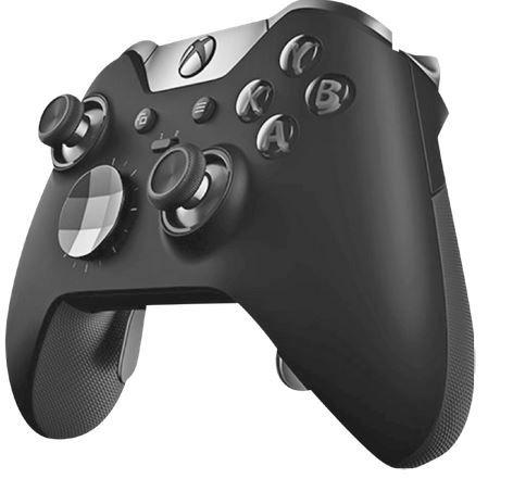 MICROSOFT Xbox One Elite Wireless Controller + Game Crackdown 3 für 99€ (statt 162€)