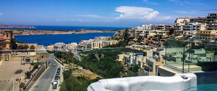 7 ÜN auf Malta im 4* Spa Hotel inkl. Flug ab 126€ p.P.
