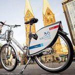 Bremen: NUR HEUTE kostenlos Fahrrad fahren mit WK Bike